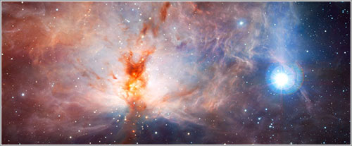 Primera imagen VISTA - ESO/J. Emerson/VISTA