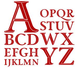 Priori Acute, una tipografía inspirada por M.C. Escher