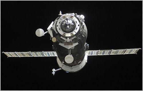 Progress 42 - NASA