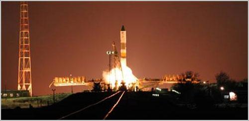 Lanzamiento de la Progress M-09M / RSC Energia