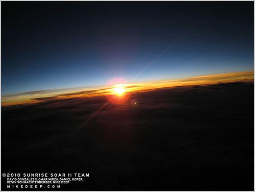 Sunrise Soar II