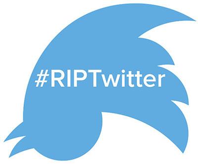RIP Ttwitter