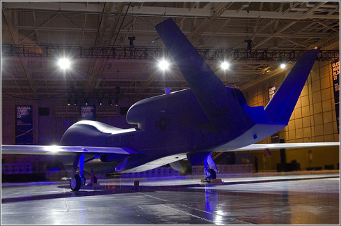 Rq 4B Global Hawk