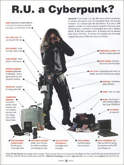 R U Cyberpunk