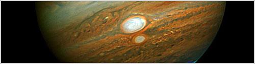 Manchas rojas de Júpiter - Chris Go with Gemini Altair data