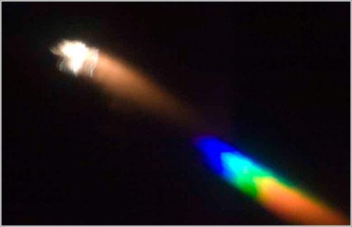 Reentrada del ATV Julio Verne - ESA