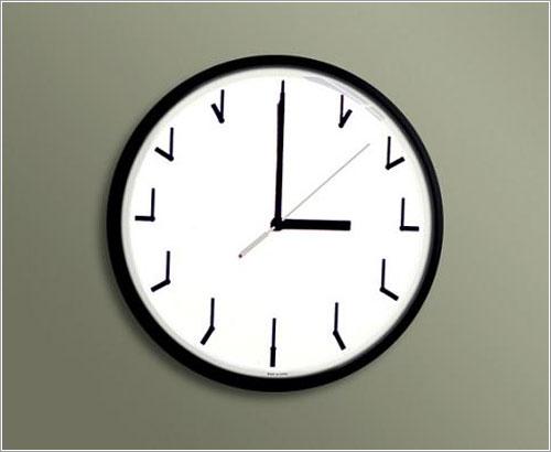 Redundant Clock por Ji Lee