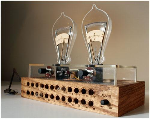 Edison Alarm Clock de David Krawczyk