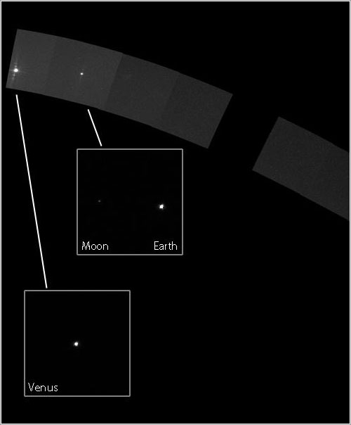 A Solar System Family Portrait, From the Inside Out - NASA, Johns Hopkins University Applied Physics Laboratory, Carnegie Institution of Washington
