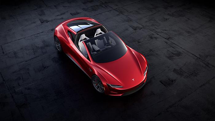 Roadster Targa Open 1