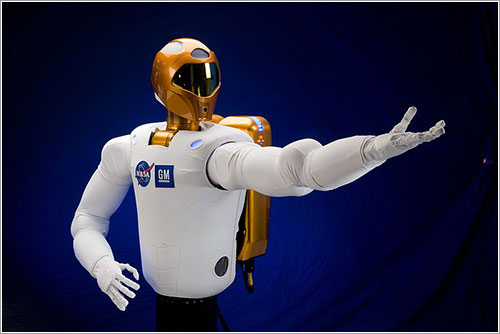 Robonaut 2 - NASA