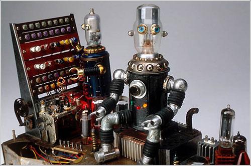 Robots por Terry Collier