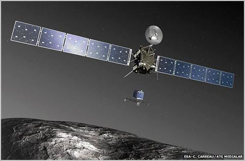 Rosetta y Philae, la mision espacial del año