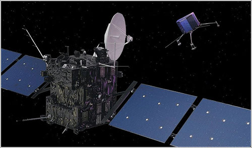 Rosetta y Philae - NASA