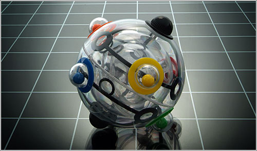Rubik 360 / Foto oficial