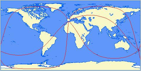 Rutas España - Auckland @ Karl L. Swartz