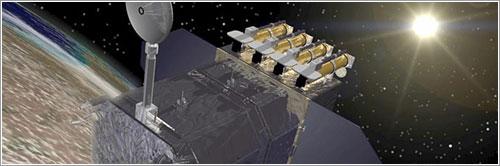 SDO en órbita - NASA