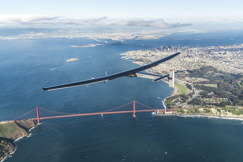Si2 sobre el Golden Gate