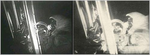 Comparación de la imagen antes y después de la conversión