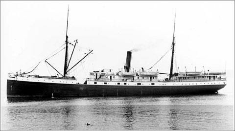 SS Valencia (Wikipedia)