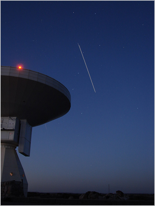 ISS y Discovery por Juan Luis Cano