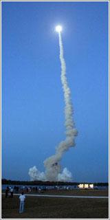 Subiendo - NASA/Fletch Hildreth