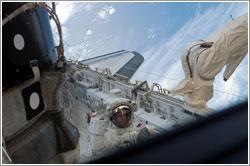 STS-121 EVA 2