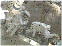 STS-121, EVA 3