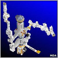 Dextre - MDA