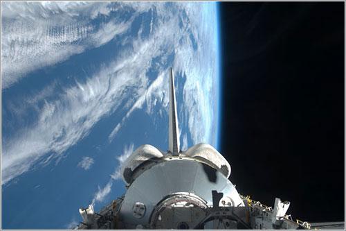 La Tierra vista desde el Endeavour - NASA