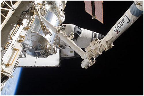 STS 129 EVA 3 - NASA