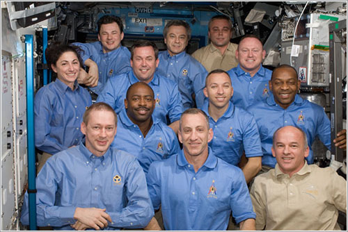 Foto de familia - NASA