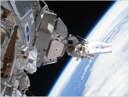 Window to the world - NASA