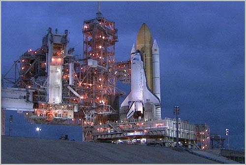 Rollout - NASA