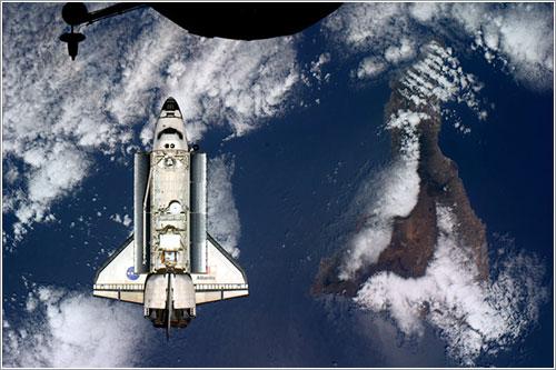 Atlantis sobre las Canarias por Astro_Soichi