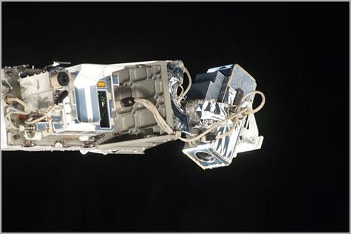 El conjunto de instrumentos que no se pudo usar - NASA