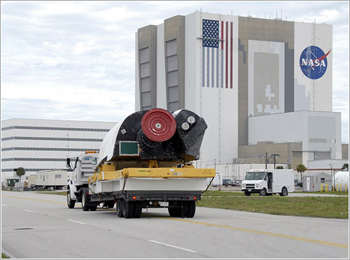 Módulo OMS - NASA