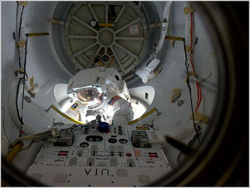 A Good Day for a Spacewalk - NASA