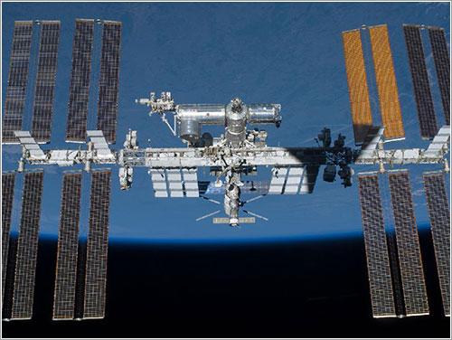 La ISS tras la misión