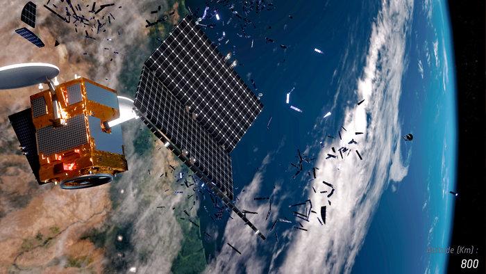Satellite break up node full image 2