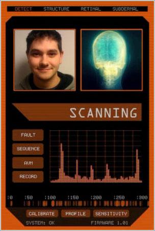 Detector cylons iPhone por SciFi Channel