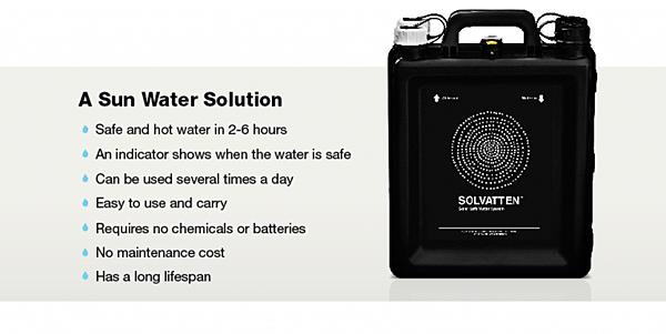 solvatten purificador agua