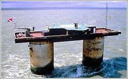 HM Fort Roughs, AKA Sealand