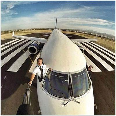 El selfie de Simon