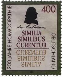 Una chorrada de un alemán en un sello