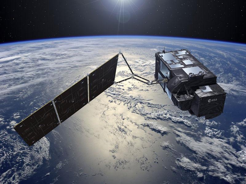 Sentinel–3A en órbita