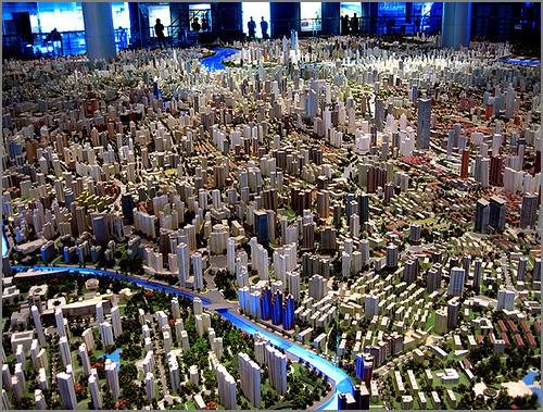 Shanghai Urban Planning Museum (C) CaffeineGuy