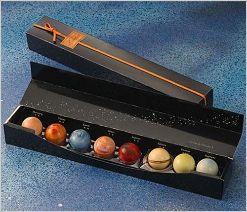 Sistema soalr de chocolate de L'Eclat