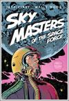 Sky Masters por Jack Kirby y Wally Wood