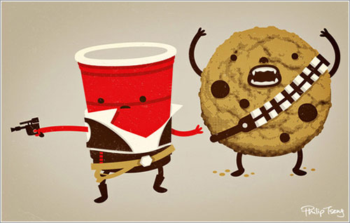 Bring Me Solo And A Cookie por Philip